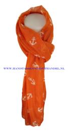 N5 sjaal enec-1043 oranje