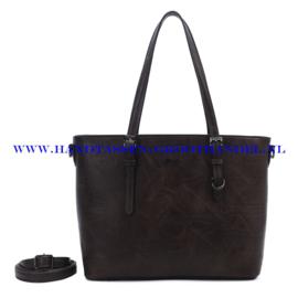 N66 Handtas Qischa 1681146 marron (bruin)