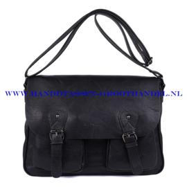 N107 Handtas Ines Delaure 1681731 zwart
