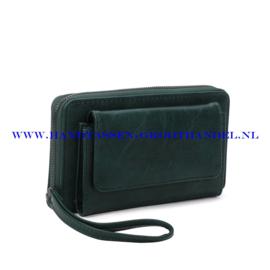 N21 portemonnee Ines Delaure E019 pin (groen)