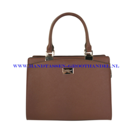 N40 Handtas Flora & Co 6346 marron (bruin)