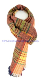 N12 sjaal ENEC-844 oranje-geel