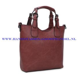 N36 Handtas Ines Delaure 1681868 cassis (paars)