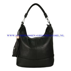 N28 Handtas Flora & Co 8076 zwart