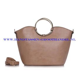 N73 Handtas Ines Delaure 1682376 beige