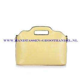 N35 Handtas Ines Delaure 168018 citron (geel)
