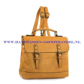 N38 Handtas Ines Delaure 1681652 geel