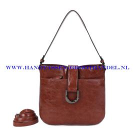N117 Handtas Ines Delaure 1682697 camel