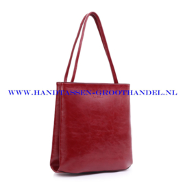 N72 Handtas Ines Delaure 1682213 rood