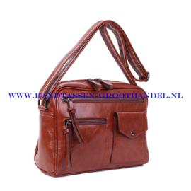 N38 Handtas Ines Delaure 1682235 camel