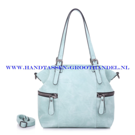 N73 Handtas Ines Delaure 1682367 munt (groen)