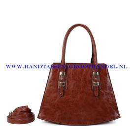 N112 Handtas Ines Delaure 1682718 camel