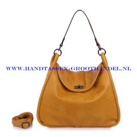 N38 Handtas Ines Delaure 1682253 geel
