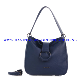 N58 Handtas Lorenzo 568368 blauw
