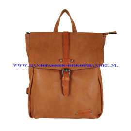 N36 Handtas Flora & Co 6730 camel