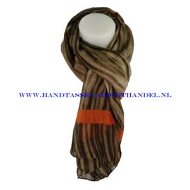 N5 sjaal ENEC-824 oranje