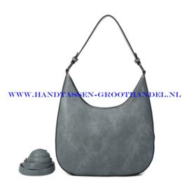 N117 Handtas Ines Delaure 1682789 gris sauge (grijs)