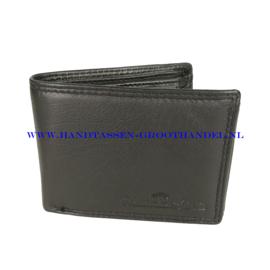 N24 portemonnee Qischa 558w zwart