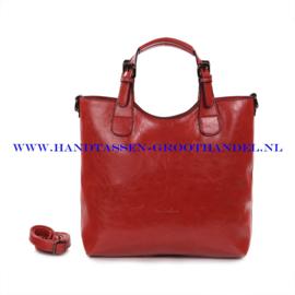 N72 Handtas Ines Delaure 168168 feu (rood)