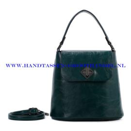 N28 Handtas Ines Delaure 1682348 pin (groen)