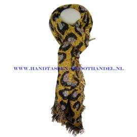 N15 sjaal ENEC-893 geel