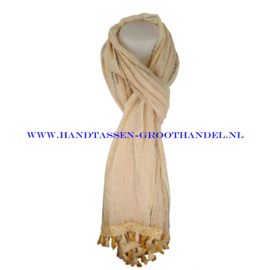 N113 sjaal ENEC-320 pink (roze)