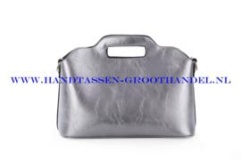 N35 Handtas Ines Delaure 168018 argent (zilver)