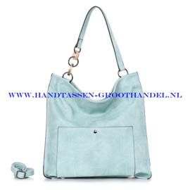 N73 Handtas Ines Delaure 1682392 munt (groen)