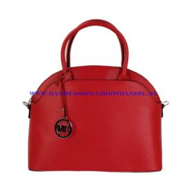 N38 Handtas Eleganci 36004 rood