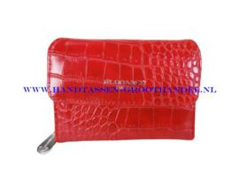 N20 portemonnee Flora & Co 2703 rood
