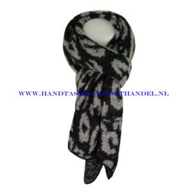 N15 sjaal ENEC-885 zwart