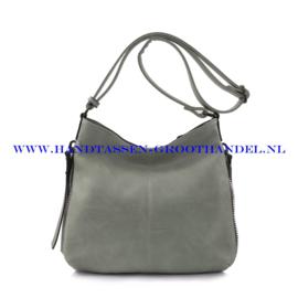 N72 Handtas Ines Delaure 1681669 amande (munt - groen)