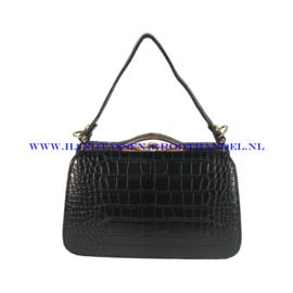 N27 Handtas Flora & Co 9559 zwart