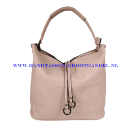 N72 Handtas Flora & Co 7011 rose pale (roze)