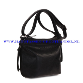 N27 Handtas Ines Delaure 1682059 zwart