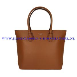 N76 Handtas Flora & Co 9246 camel