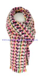 N12 sjaal ENEC-921 pink (roze)