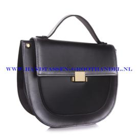 N38 Handtas Ines Delaure 1682153 zwart