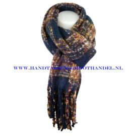 N60 sjaal 1861 blauw