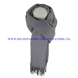 N21 sjaal ENEC-807 jeans (blauw)