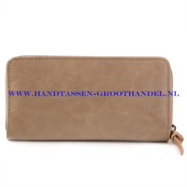 N60 portemonnee Ines Delaure B002 taupe