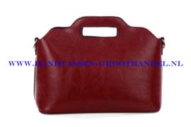 N35 Handtas Ines Delaure 168018 rood