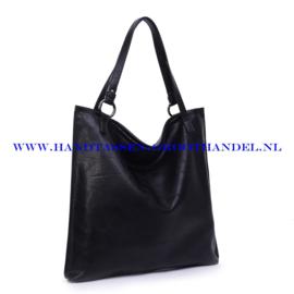 N72 Handtas Ines Delaure 1682083 zwart