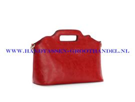 N35 Handtas Ines Delaure 168018 feu (rood)