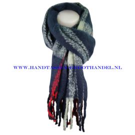 N15 sjaal 1883 blauw