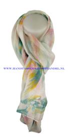 N5 sjaal enec-1013 wit