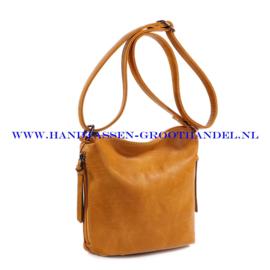 N27 Handtas Ines Delaure 1682059 saffran (geel)