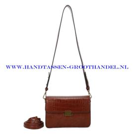 N36 Handtas Ines Delaure 1682665 camel