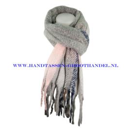 N15 sjaal 1883 grijs