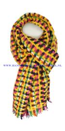 N12 sjaal ENEC-921 geel